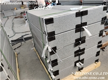 Sd G654 / New G654 Grey Granite Flamed Tiles