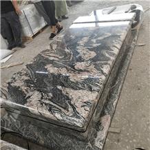 China Aurora Granite Monument Tombstone