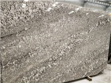 Antique Bianco Antico Granite Slab, Silver River Vein Stone Floor Tile