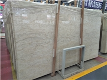 Bianco Crystal Ice Flower Marble Slab, Hotel Bathroom Wall Panel Tile