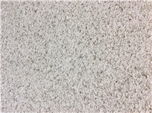 Brushed White Crystal Granite Tiles Exterior Wall Cladding Panel