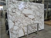 Calacatta Pallerina Italy White Marble Slab