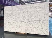 Centalla Snow White Marble Slab, China New Stone