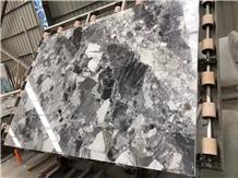 China Copico Gray Marble Slab - New Stone
