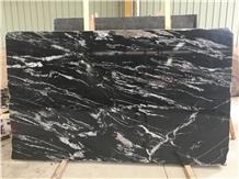 Cosmic Black Forest Granite Granite Tile,Kitchen Slab