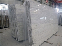India River White Granite Slab for Kitchen Design