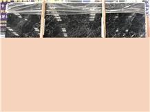 Talos Minosi Dark Grey Marquina Marble Slab Import