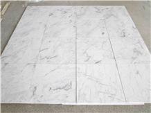 Volakas Spider White Slabs & Tiles Dolomite Marble