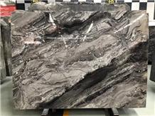 Italy Arabescato Grigio Brown Marble Slabs
