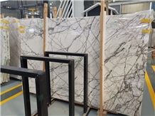 High-End Luxury Fantastic White Marble