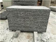 Pineapple Surface G654 Grey Granite Step Stone