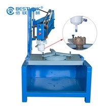 Bestlink Pneumatic Robot Arm Button Bits Grinder