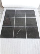 Pietra Grey Marble Tile