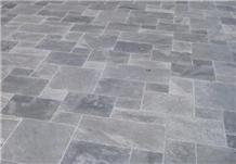 Bluestone Marble Pattern Set from Atlanta Warehouse