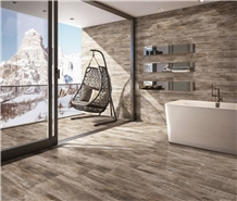 Lavinia Brown Porcelain Tiles