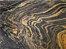 Fusion Gold Granite in Slabs, India Gold Granite