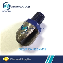 Sintered Round Ball Nose Cnc Carving Router Bits