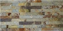 Cultured Stone Rusty Slate Thin Panel Cladding