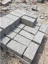 G603 Granite Paving Stone Chinese Granite