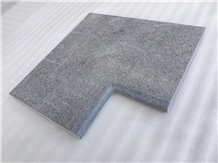 Viet Nam Dark Grey Granite Coping Pool -G654