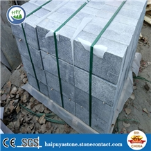 Chinese Grey Granite Paving Stone and Cobble Stone