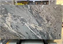 Calacatta Blue Crestola Marble Slab for Floor Wall