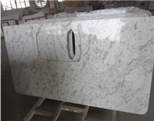 Andromeda White Granite Countertops
