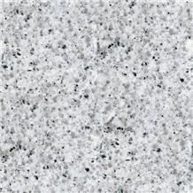 Bethel White Granite Slabs & Tiles Flamed&Polished