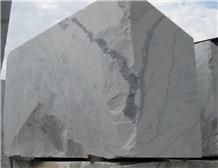 Bianco Carrara White Marble Cd Quarry Blocks