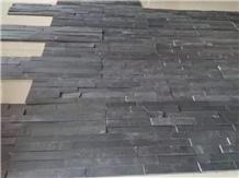 China Jiangxi Black Slate Split Cultured Stone
