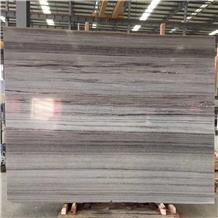 Crystal Wood Grain Marble Slabs and Wall-Tilings