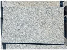 G612 China Green Granite Bush Hammered Pavers