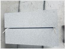 G623 China Grey Granite Bush Hammered Curbstone