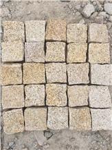 G682 /G654/G603 Granite Cubes Natural Split Pavers