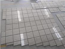 Light Beige Limestone Flooring Tiles for Interiors