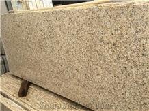 Polished Giallo Imperial & Cecilia Granite Slabs