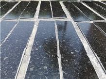 Volga Blue Ukraine Granite Polished Tiles & Slabs