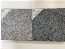 Dark Grey Granite G654 Jm Flamed/Honed/Bh Tiles