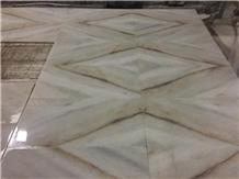 Arcobaleno Marble Semi White Marble