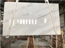 New Arrival Big Size Bianco Oro Calacatta Landi
