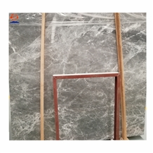 China Chape Nordic Grey Marble Slab