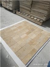 Medium Travertine Crosscut 1x7,5x15
