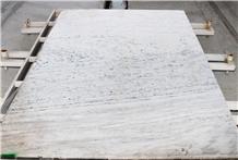 Bengal White Alabaster Slabs(Gray/White)