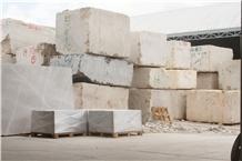 Mexico White Alabaster Block