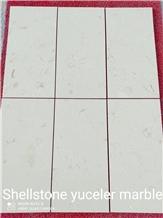 Shellstone Tiles, Antalya Limestone French Pattern Set