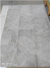 Tundra Grey Marble 3cm Sandblasted Pool Pavers