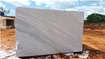 San Pellegrino Marble Block, Brazil White Marble