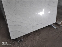 Mystique White Quartzite Slabs