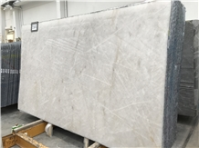 Cristallo Superiore Quartzite Slabs