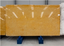 Yellow Valencia Marble Slabs, 2cm